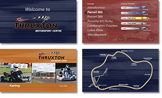 Thruxton dvd