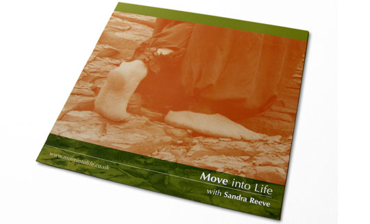 Move into Life promotional card